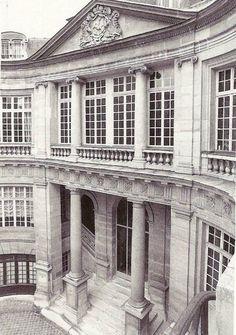 Hotel Lambert, Paris.