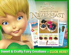"""Tinker Bell and the Legend of the NeverBeast available on Blu-ray, Digital HD and Disney Movies Anywhere March 3rd! - It's Free At Last - From products to movies, recipes and more. Come see how my life has become """"Free At Last"""""""