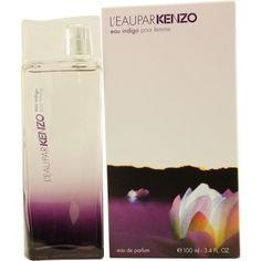 L'eau Par Kenzo Eau Indigo By Kenzo Eau De Parfum Spray 3.4 Oz