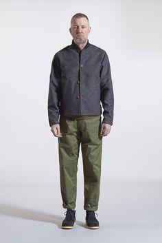 budgie jacket pocket tee fatigue pants