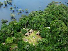 Ecuador Amazonía Cuyabeno Lodge