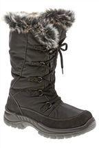 Proper winter boots!