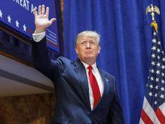 دونالد ترامپ میلیاردر سرشناس آمریکایی بدون هیچ پیشینه و پست سیاسی، هیلاری کلینتون را در رقابتی تنگاتنگ شکست داد و چهل و پنجمین رئیس جمهور آمریکا شد.