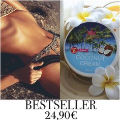 This week BESTSELLER!Coconut Face&Body Cream! 250ml of tropical paradise!Order Your perfect skincare on TROPICOZA.COM!#makeup #musthave #new #natural #best #beauty #beautiful #beautyblogger #vegan #cute #coconutoil #like #love #hair #girl #girls #fit #fitness #fashionblogger #detox #style #skincare #perfect #organic #acne #thailand #tropicoza #vegan