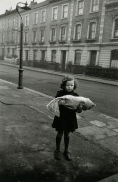 liquidnight:    Robert Frank  Wales, 1953  From London/Wales