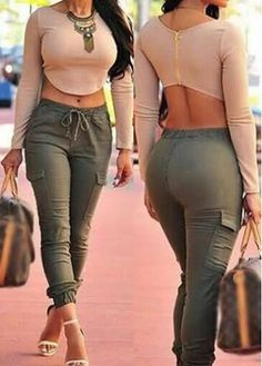 City Girl Pants Set - 2pc