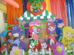 mesa de fiesta infantil | ... fiestas infantiles y baby showers decoracion de mesas fantasias mesa