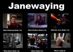 What Janeway really does.