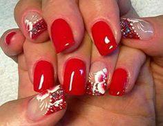 shweshwe dresses 2017 and the latest nail art Latest Nail Art, New Nail Art, Cool Nail Art, Hot Nails, Hair And Nails, Nail Art 2014, The Art Of Nails, Sassy Nails, Fabulous Nails