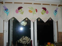 mutfak perdesi Valance Curtains, Mirror, Furniture, Home Decor, Homemade Home Decor, Valence Curtains, Mirrors, Home Furnishings, Decoration Home