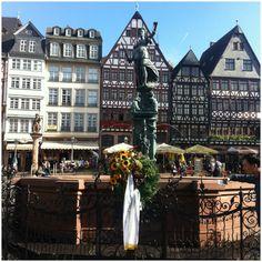 O que ver em Frankfurt em um dia ou poucas horas