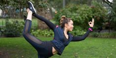 These moves from fitness star Cassey Ho will save you.