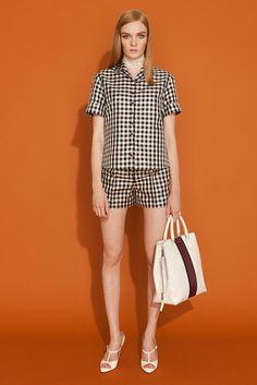 Rochas Resort 2013 Fashion Show - Julia Shvets (NATHALIE)