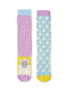 2 Pack Novelty Socks