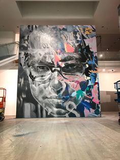 Askew One - Post-graffiti artist from the South Pacific. Illustration, Portraiture, Canvas, Painting, Graphic Design, Muralist, International Art, Art, Graffiti Art