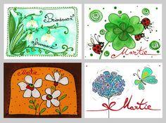 felicitari Spring Time, Painted Rocks, Paste, March, Spring, Painted Pebbles, Mac