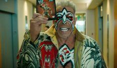 the ultimate warrior new wwe 14 commercial photos | ultimate-warrior-wwe2k14