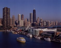 Navy Pier, Lake Michigan, Chicago