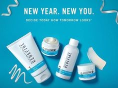 New year, New you! Let Rodan + Fields help! REDEFINE your life!