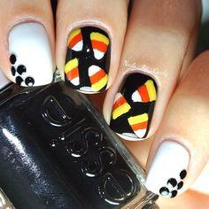 halloween  by nails_by_cindy #nail #nails #nailart