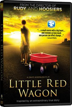 Little Red Wagon (2012) With nothing more than a blazing spirit of philanthropy and his beat-up red wagon, Zach sets out to help homeless children in America. In the process, he sweeps his fractured family - and ultimately the entire country - along with him. Chandler Canterbury, Anna Gunn, Frances O'Connor...TS Family