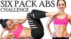 Abs of Fire Challenge Workout - Intense At Home Six Pack Exercise Routine