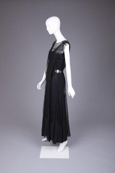 Dress    1931    The Goldstein Museum of Design