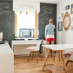 #Parquet en #Oficinas #Decor #Interiordesign #Home #Mataro #Barcelona www.decorgreen.es