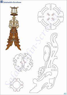Salaheddin-Scrollsaw Cardboard Crafts, Wooden Crafts, Diy And Crafts, Transférer Des Photos, Wall Photos, Wood Burning Crafts, Wood Joints, 3d Laser, Scroll Saw Patterns