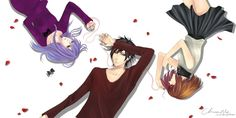 Shiroko & Razzy & Mikutan