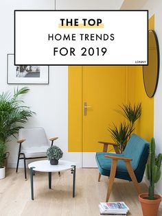A unique paint trend that pops up again and again in cool interiors. House interior Paint Saint: A Unique Paint Trend That Pops Up Again and Again in Cool Interiors Home Design, Modern Interior Design, Interior Paint Design, Interior Painting Ideas, Paint Ideas, Home Painting Ideas, Interior Ideas, Mid Century Interior Design, Mid-century Interior