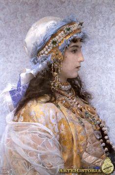 Orientalisme:José Tapiró y Baró (Spanish, 1836 - 1913)