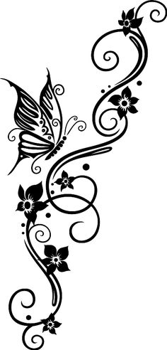 Dope Tattoos, Star Tattoos, Body Art Tattoos, Tribal Tattoos, Sleeve Tattoos, Butterfly Tattoos On Arm, Butterfly Drawing, Butterfly Tattoo Designs, Ankle Tattoos For Women Mandala