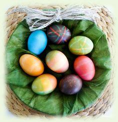 Pääsiäinen - pääsiäismunat