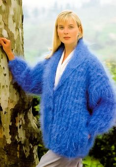 Welcome to OpenResty! Blue Cardigan, Cardigan Pattern, Jacket Pattern, Vogue Knitting, Free Knitting, Baby Knitting Patterns, Baby Patterns, Mohair Yarn, Knitting For Beginners