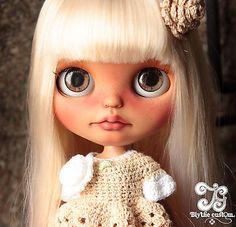 Blythe custom Ooak -CECILE- by JG Blythe custom