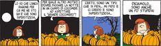 I peanuts e Halloween