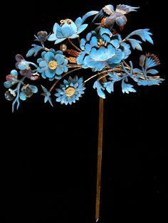 Antique hairpin, Qing dynasty