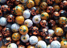 Marktplaats.nl > HALLOWEEN chocolade bolletjes mix! 10 stuks traktatie - Hobby en Vrije tijd - Feestartikelen