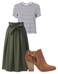 """Untitled #150"" by child-of-the-one-true-king on Polyvore featuring A.L.C., Uniqlo and MICHAEL Michael Kors"
