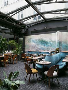Hotel National des Arts et Métiers, Paris by Raphael Navot   Yellowtrace
