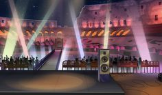 INT. COLLOSEUM CONCERT - NIGHT Scenery Background, Party Background, Editing Background, Animation Background, Episode Interactive Backgrounds, Episode Backgrounds, Anime Places, Episode Choose Your Story, Badass Aesthetic