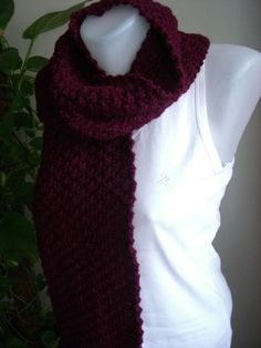$25 #gift #accessories #apparel #fashion #scarf #knitting #unisex