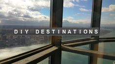 DIY Destinations - Detroit features the best of motor city has to offer #detroit