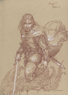 Donato Giancola -Middle Earth: Visions of a Modern Myth- Leather Bound Limited Edition