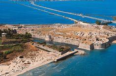 castle of Lefkas Μια σπάνια αναφορά για τη μονή Αγίας Μαύρας στο Φρούριο Λευκάδας