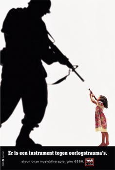 An Ad for War Child