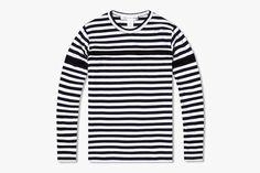 comme-des-garcons-border-stripe-tee-black-white