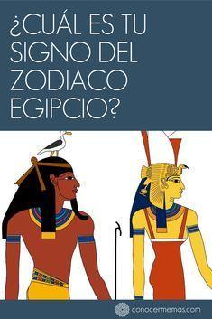 Esto es lo que tu signo del zodiaco egipcio revela acerca de tu personalidad #autoayuda