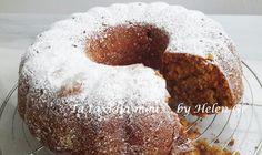 Τα ταξίδια μου : Νηστίσιμο Κέικ Καρότου – Vegan Carrot Cake